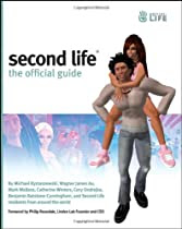 Second Life: The Official Guide (Book Cover)