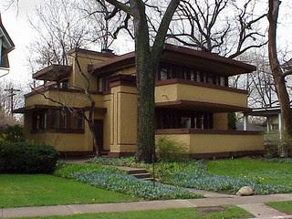 Mrs Thomas H Gale House, Oak Park