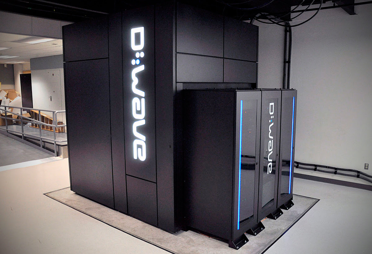 D-Wave Quantum Computer