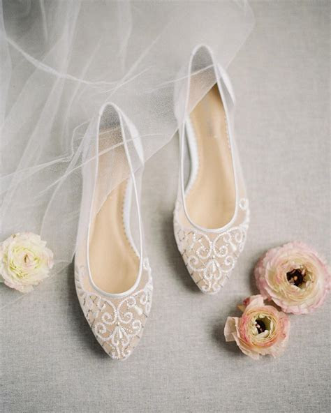 The Best Bridal Shoes to Wear on Your Wedding Day   The