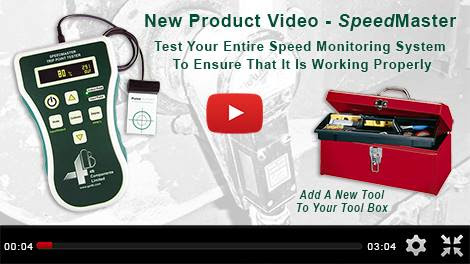 SpeedMaster - Speed Switch Sensor and System Testing Device
