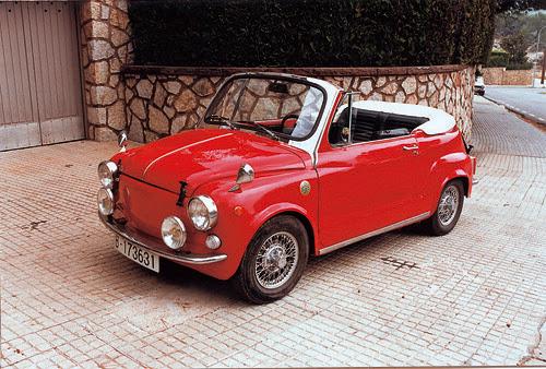 Seat 600 Transformat 1967