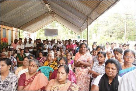 Varatharajan funeral