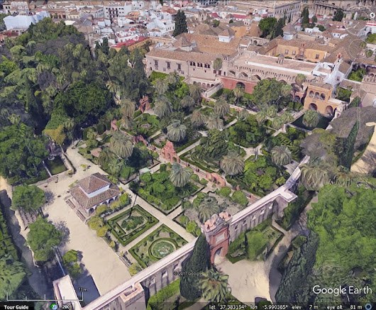 Game of Thrones in Street View and Google Earth - Google Earth Blog