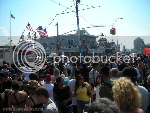 Coney Island Mermaid parade Ocean Ave
