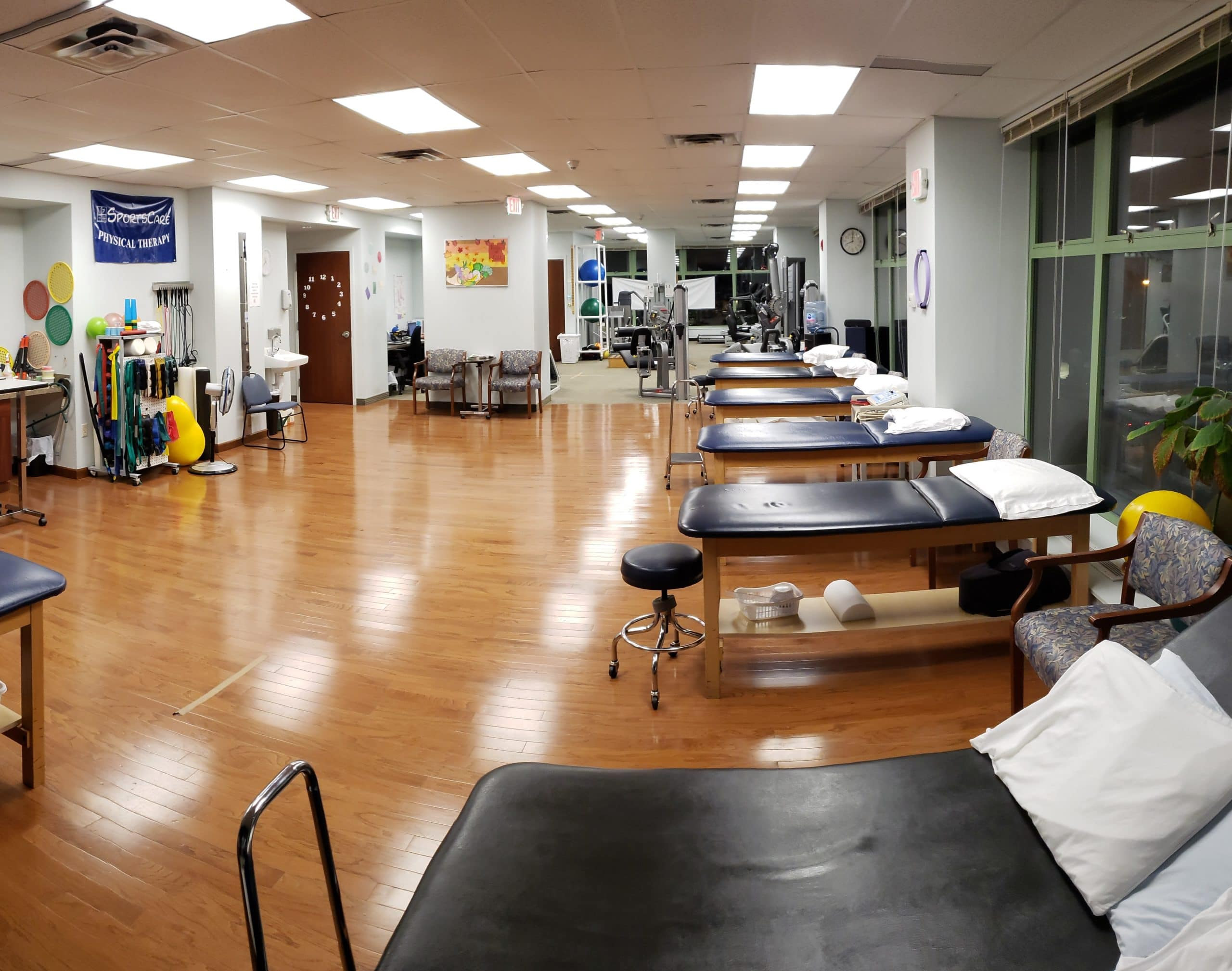 Physical Therapy Carlstadt   SportsCare Physical Therapy