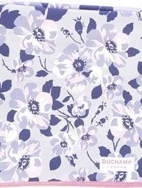 Duchamp Oblion Floral Pocket Square