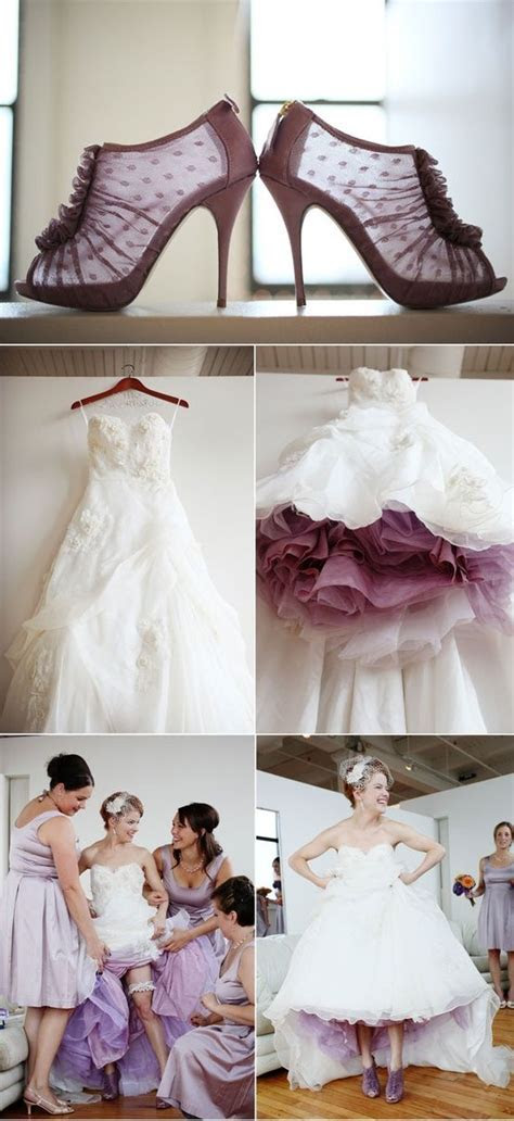 1000  ideas about Purple Wedding Shoes on Pinterest