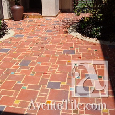Rustic Paver Formats