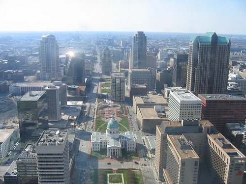 View from Arch