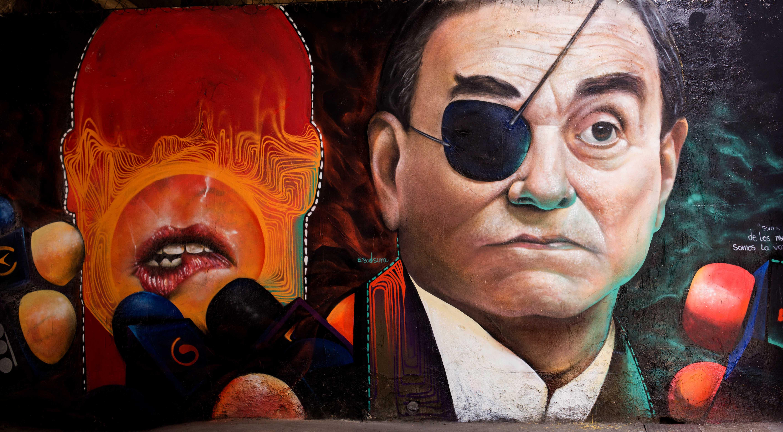 El Grafiti De Badsura En Plena Crisis En Venezuela Cartel Urbano