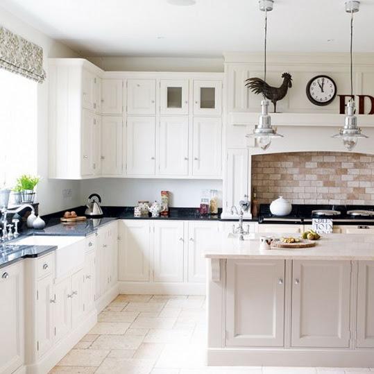 Ideas for White Kitchens   Ideas for Home Garden Bedroom ...
