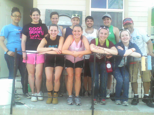 Rosemont College - Youth Rebuilding New Orleans