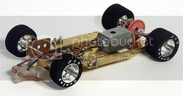Slot Car News H Amp R Racing 1 24 Chassis