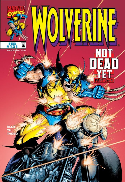 Wolverine #12 Not Dead Yet 2017 - Westover Gallery