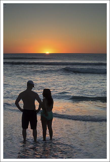 Sunset At Langosta 2014-01-18 2