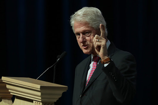 Bill Clinton Offers New Defense Of Hillary Clinton's Email Setup