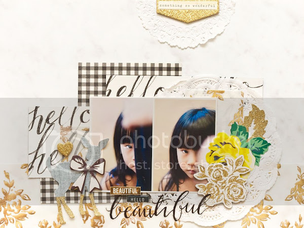 Maggie Holmes Design Team : Hello Beautiful