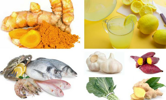 Top 10 anti allergy superfoods for allergy treatment