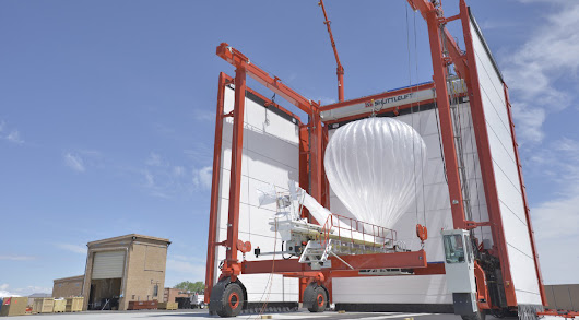 Project Loon uses machine learning to make internet balloons 'dance on the wind' - ExtremeTech