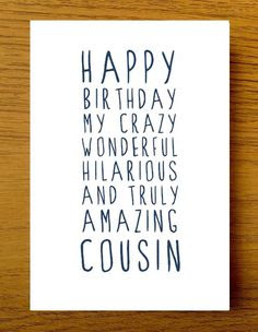 Happy Birthday Cousin | Fotolip.com Rich image and wallpaper
