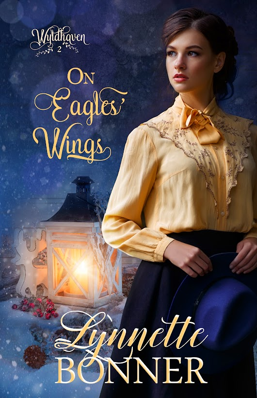 Introducing On Eagles' Wings by Lynnette Bonner #GIVEAWAY