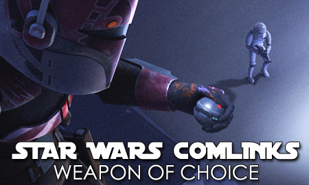 Star Wars ComLINKS: Weapon of Choice | Anakin And His Angel