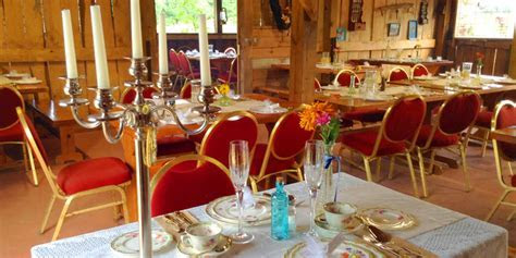 Farm to Fork Organic Retreat Weddings   Get Prices for