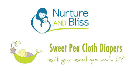 Sweet Pea Cloth Nappies from Nurture and Bliss