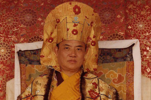 A STORY FROM THE INFINITE MIND OF THE GYALWANG KARMAPA
