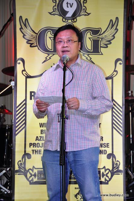 Ketua Pengurusan Perhubungan Pelanggan & Analisis, Francis Chang