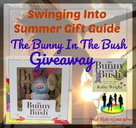The Bunny In The Bush #Giveaway + Free Printable! @Bunny__Scout @SMGurusNetwork