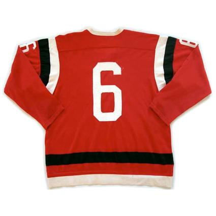 Providence Reds 70-71 jersey