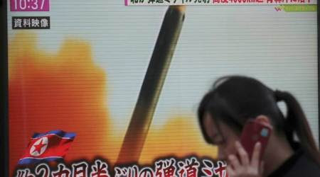 North Korea poses a 'grave threat' to the world: White House