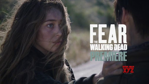 #Survival #Sunday: The #Walking #Dead #& #Fear the #Walking #Dead #Official #Trailer || #SocialNews.XYZ...