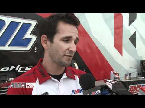 Geoff May - Erik Buell Racing at AMA Pro Triumph Big Kahuna Road Atlanta 2012