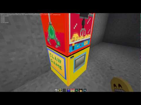 Minetest Claw Game