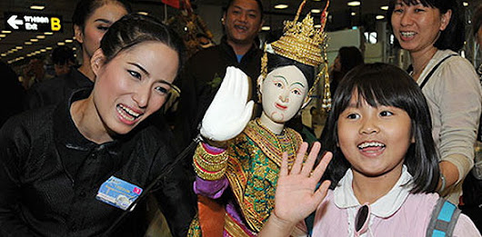 Thailand visitor arrivals surge 25% in Jan-May 2015 | Absolute Resorts & Hotels News