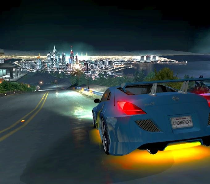 Game Online Need For Speed Underground 2