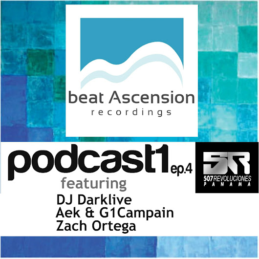 The Beat Ascension podcast1 ep.4 dj mix by Aek & G1Campain