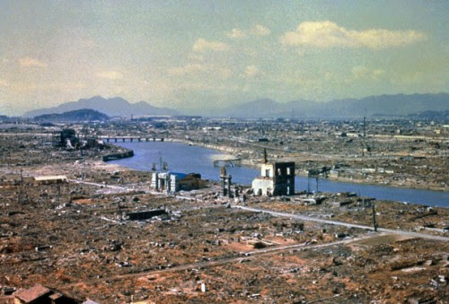 Hiroshima - March 1946