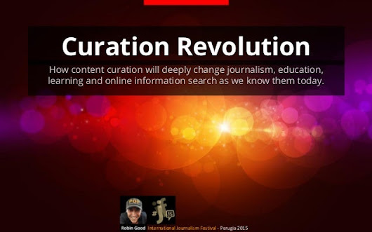 Content Curation Revolution: Critical Factors and Key Emerging Trends