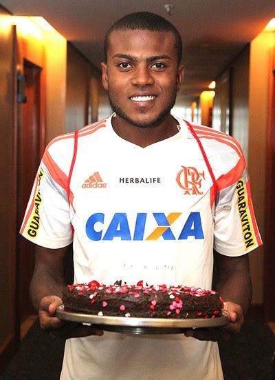 Marcelo, Flamengo (Foto: Gilvan de Souza / Flamengo)