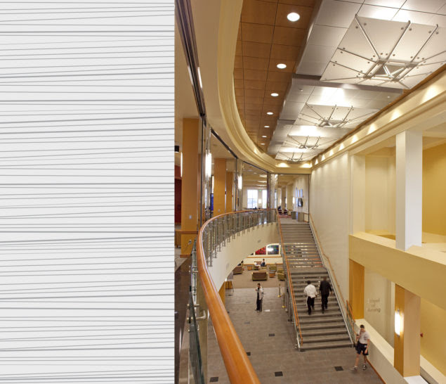 Smc Campus Center University Of Maryland Baltimore Wtw Architects