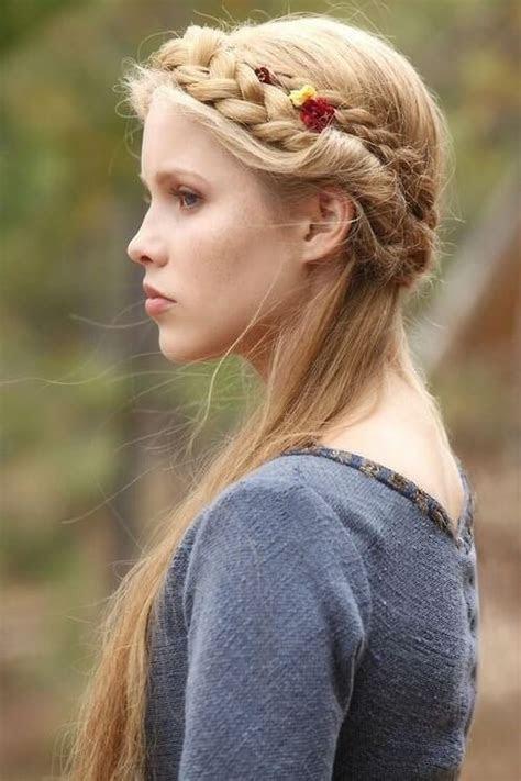 peinados medievales inspirate  ideas diferentes los