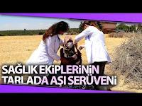 Gaziantep Sağlık Müdürlüğü Aşı Timleri Önce İkna Ediyor Sonra Aşılıyorlar - İhlas Haber Ajansı