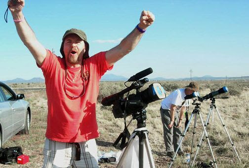 """Eclipse Chaser"" David Makepeace: Seeing an Eclipse is a Life-Changing Revelation"