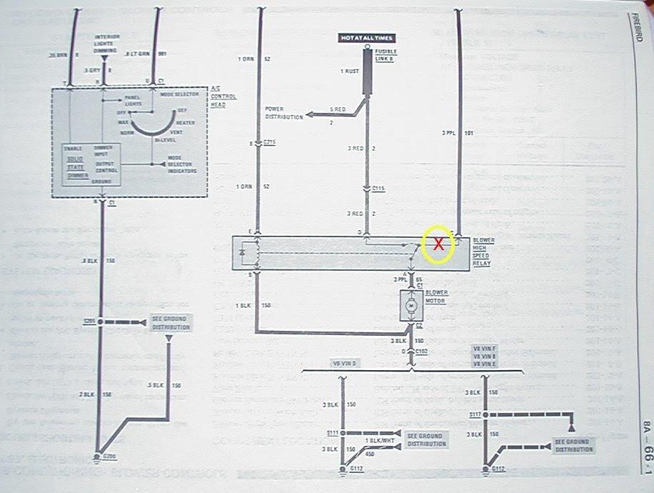 82 Oldsmobile 98 Wiring Diagram