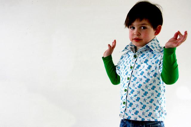 Shirt for Nils