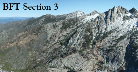 Section 3 - Bigfoot Trail